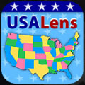 USALens for iPad available on the App Store